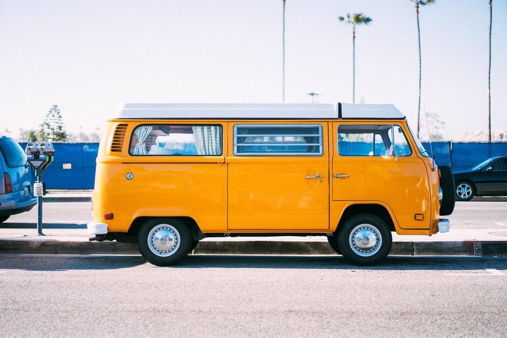 Mit dem VW-Bus nach Afrika